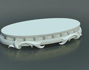 Base for Sculpture II 3D printable model
