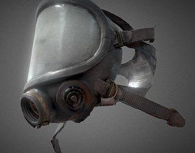 3D asset Gaz Mask