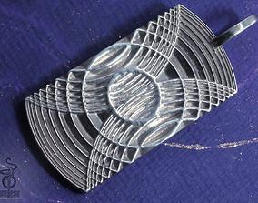 Reverb Tag Pendant 3D printable model