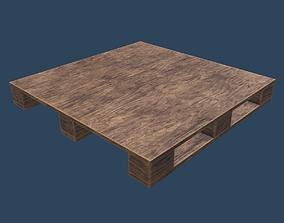 3D asset Pallet