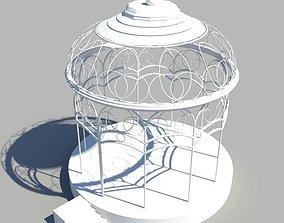 3D model Hobbit dome