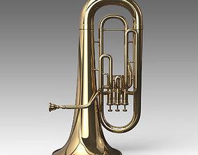 3D model Trumpet 005