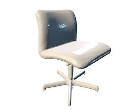 3D printable model Desktop chair