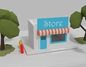 3D asset Store