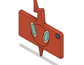 3D print model Rotom Phone Sword and Shield