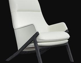 Henata Lounge Chair 3D