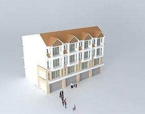 3D Town split inThailand