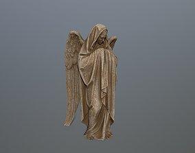 greek statue 1 3D model