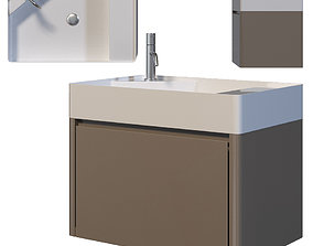 3D Antonio Lupi Simplo Sink