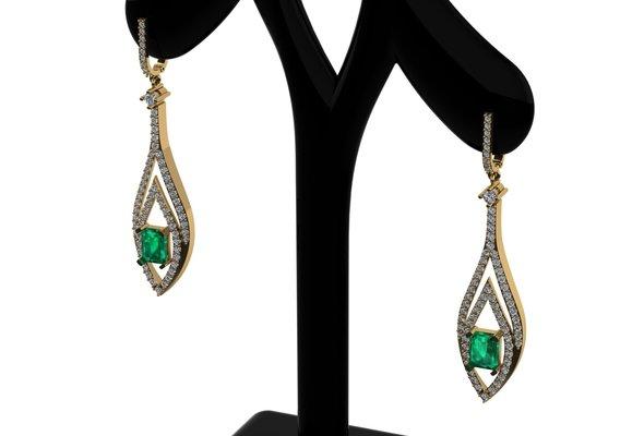 lux earring