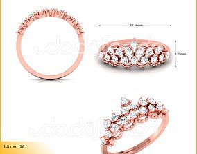 Ring 158 3D print model