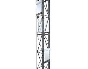 3D Industrial lift - Mirage