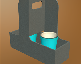 Tray 3D realtime