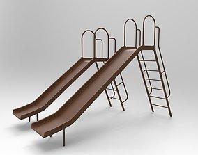childrens slide 3D printable model
