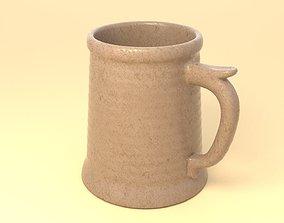 3D Medieval cup