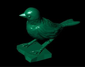 PIGEON BIRD 3D print model