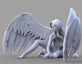 3D print model Fallin Angel