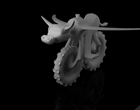 Bullcycle 3D model
