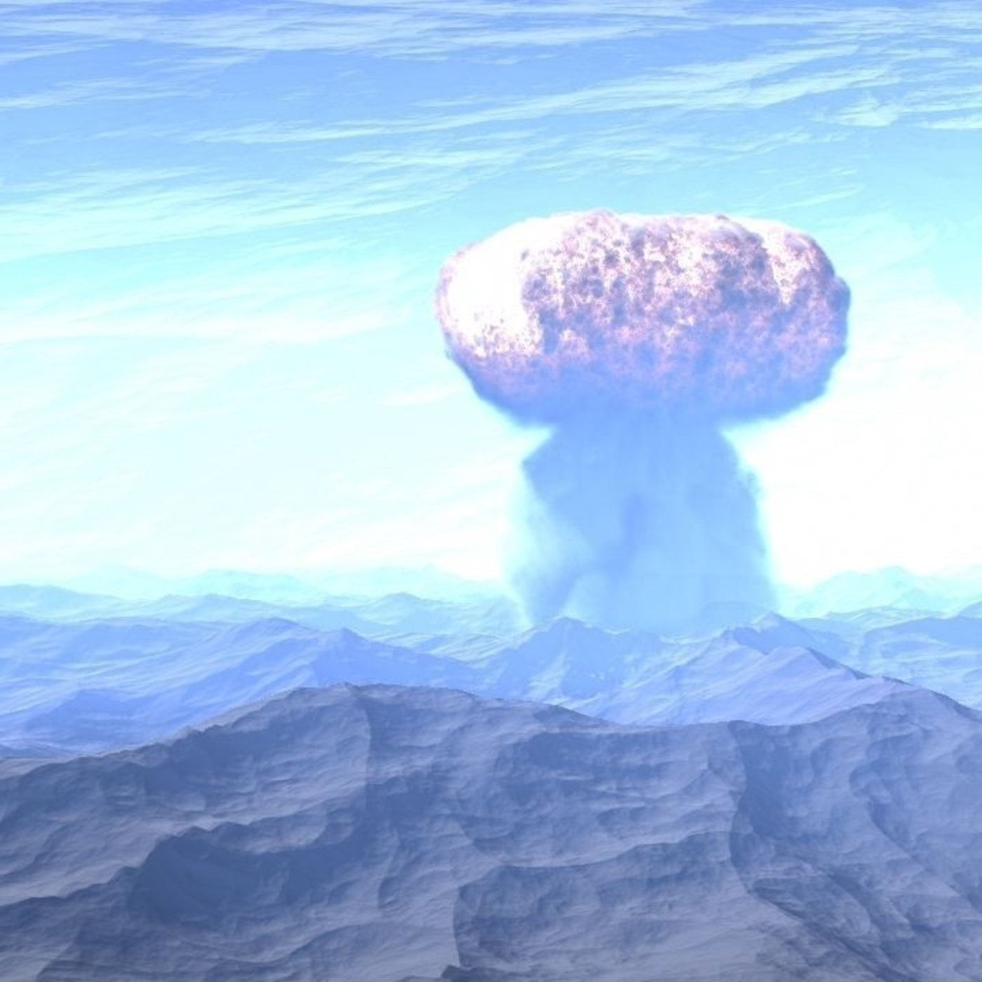 Nuke In The Mountains