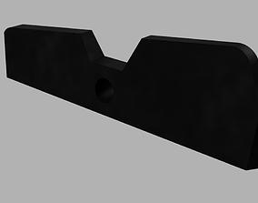 3D Power Box windsurf fin head