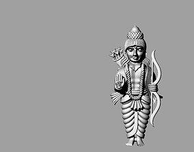 3D printable model ram bhagwan