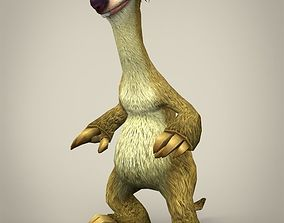 Ice Age Character Sid 3D model