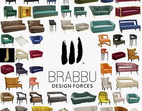 3D Brabbu Collection