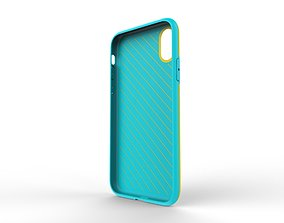 iphone x new case design 3D print model