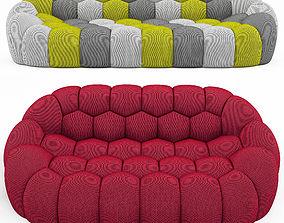 3D BUBBLE Sofa Roche Bobois