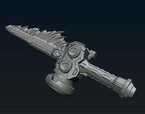 Kamen Rider Ex-aid Gashacon Weapons Set 3D printable model
