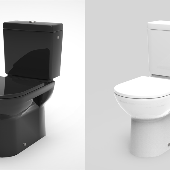 WC Water Closet - Bathroom equipment