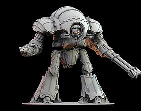3D print model Monastus Odysiax