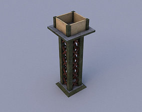 Watchtower 01 3D model