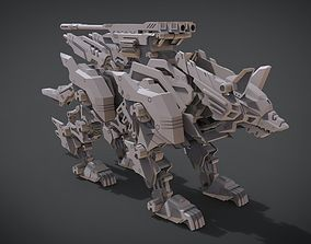 3D print model Konig wolf HA