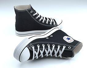 Converse Shoes 3D shoe