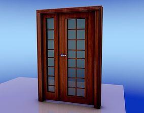 3D model Twin doors 3