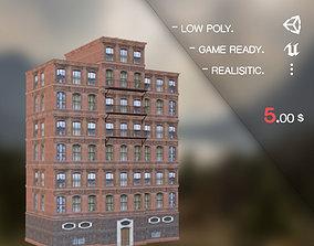 3D print model classic building 2