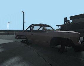 6X6 D-Series 3D model