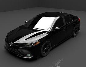 lumixge 2019 Toyota Camry 3D