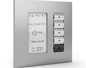 3D Home Automation System cold