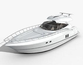 Yacht 01 3D