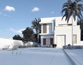 3D Villa 6
