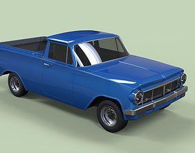 3D Holden EJ UTE 1963