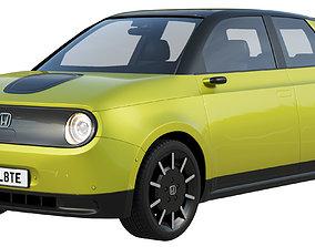 Honda E-Prototype luxury 3D