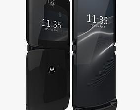 3D Motorola Razr 2019