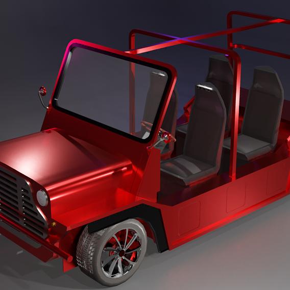 Moke Car