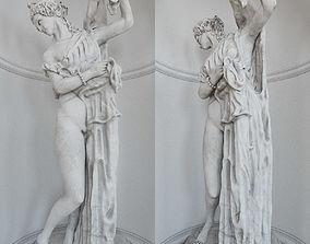 3D model Aphrodite Kallipygos