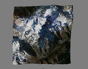 3D Mont Blanc