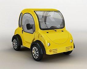 Electric Car MJ-DLM04 3D