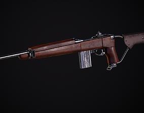 M1 Carbine Para 3D model